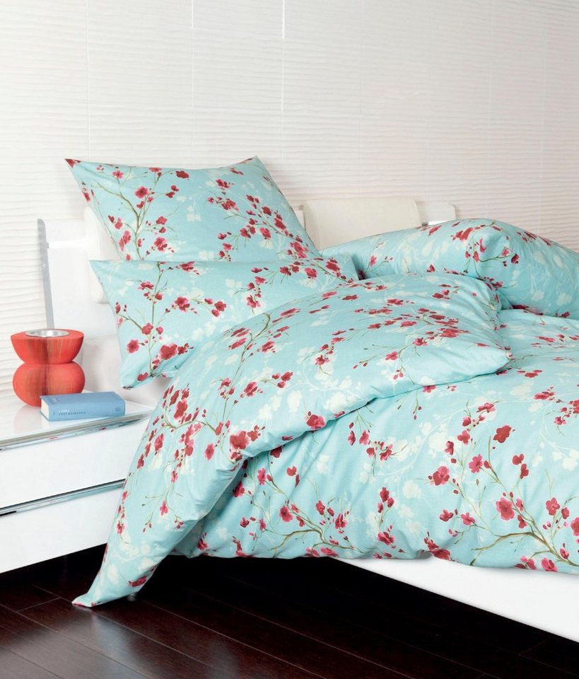 bettw sche antibes janine mit blumen muster otto. Black Bedroom Furniture Sets. Home Design Ideas
