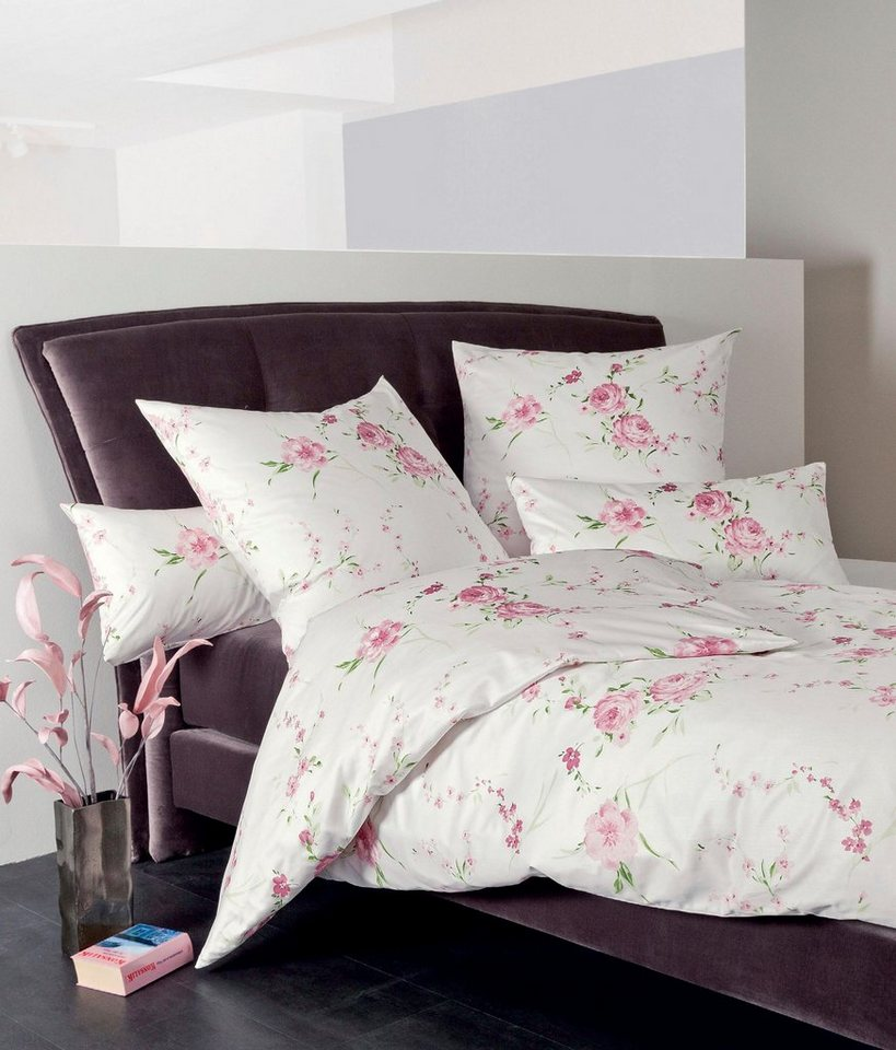 bettw sche janine provence mit blumen motiven otto. Black Bedroom Furniture Sets. Home Design Ideas