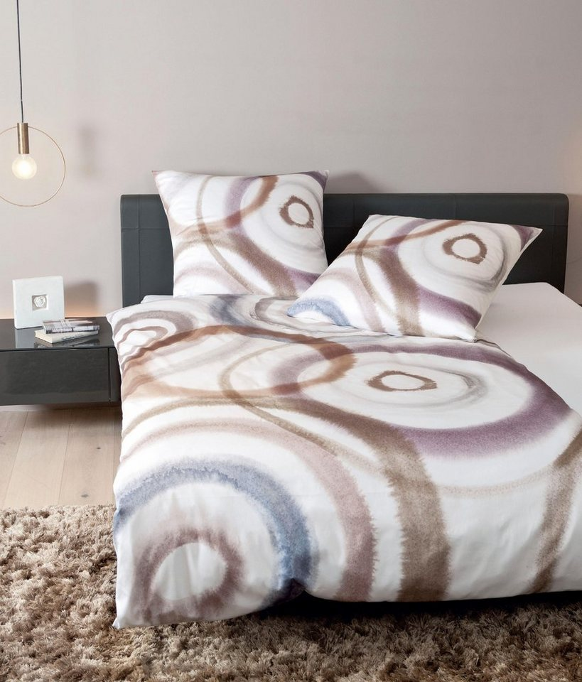 bettw sche janine lens mit gro en kreisen versehen online kaufen otto. Black Bedroom Furniture Sets. Home Design Ideas