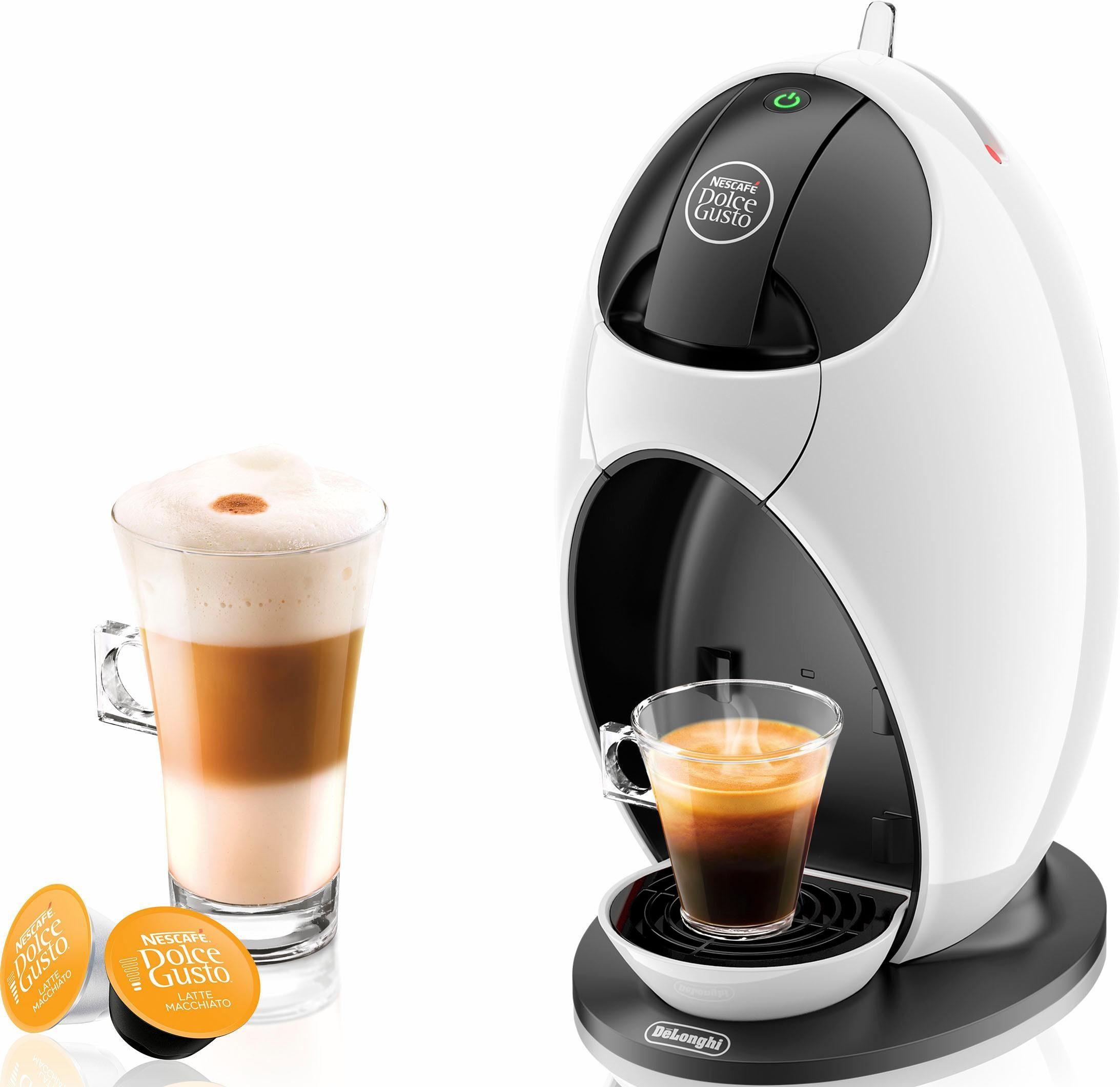 Nescafé Dolce Gusto Kapselmaschine NESCAFÉ® Dolce Gusto® Jovia EDG 250.W, inkl. 40€ Online Gutschein