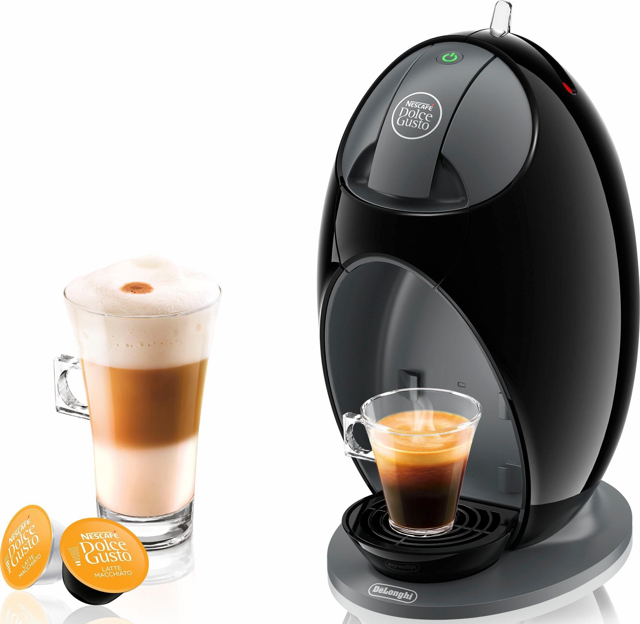 Nescafé Dolce Gusto Kapselmaschine NESCAFÉ® Dolce Gusto® Jovia EDG 250.B, inkl. 40,- Online Gutschein