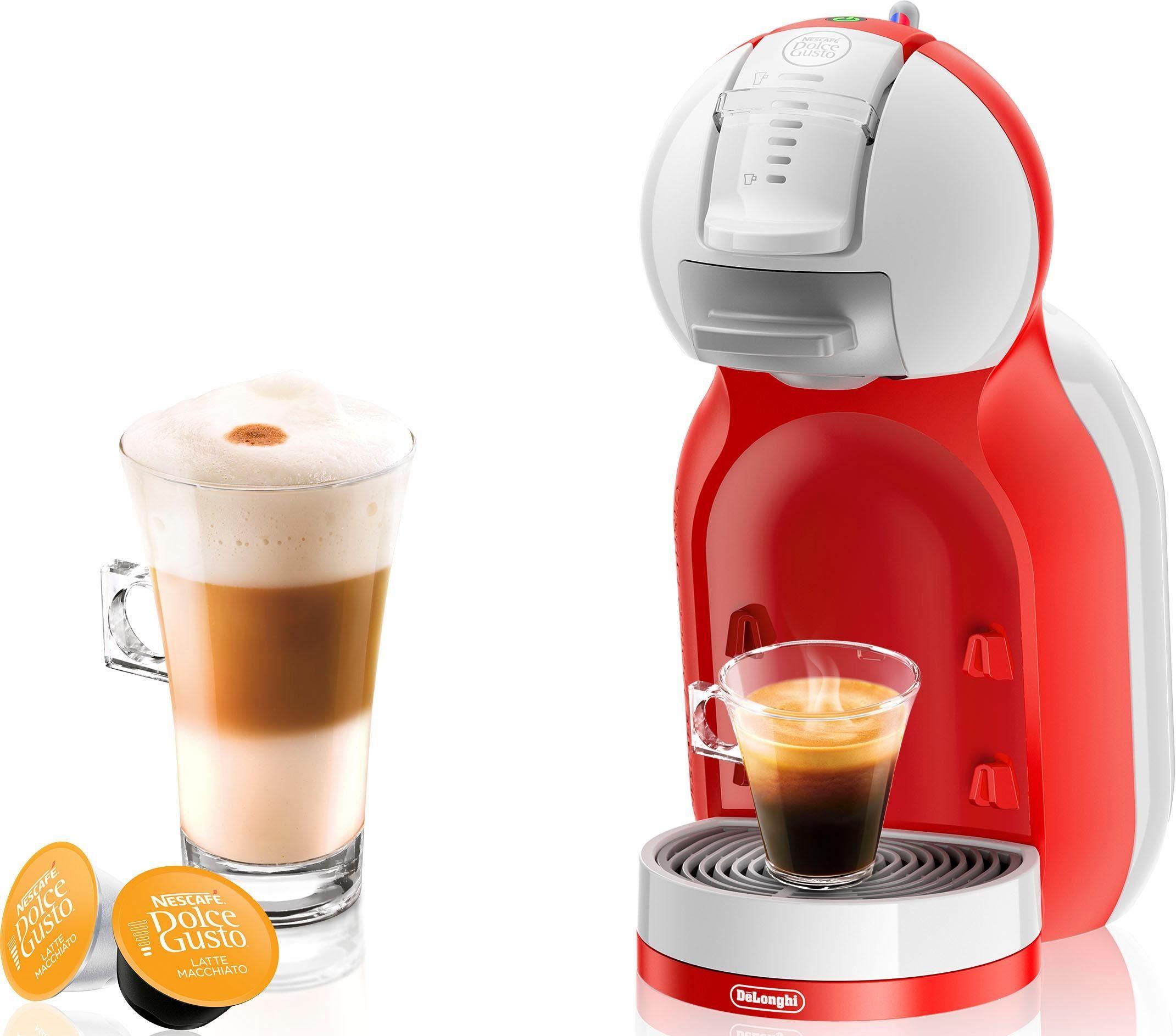 Nescafé Dolce Gusto Kapselmaschine NESCAFÉ® Dolce Gusto® MINI ME DG305.WR, inkl. 10,- Gutschein