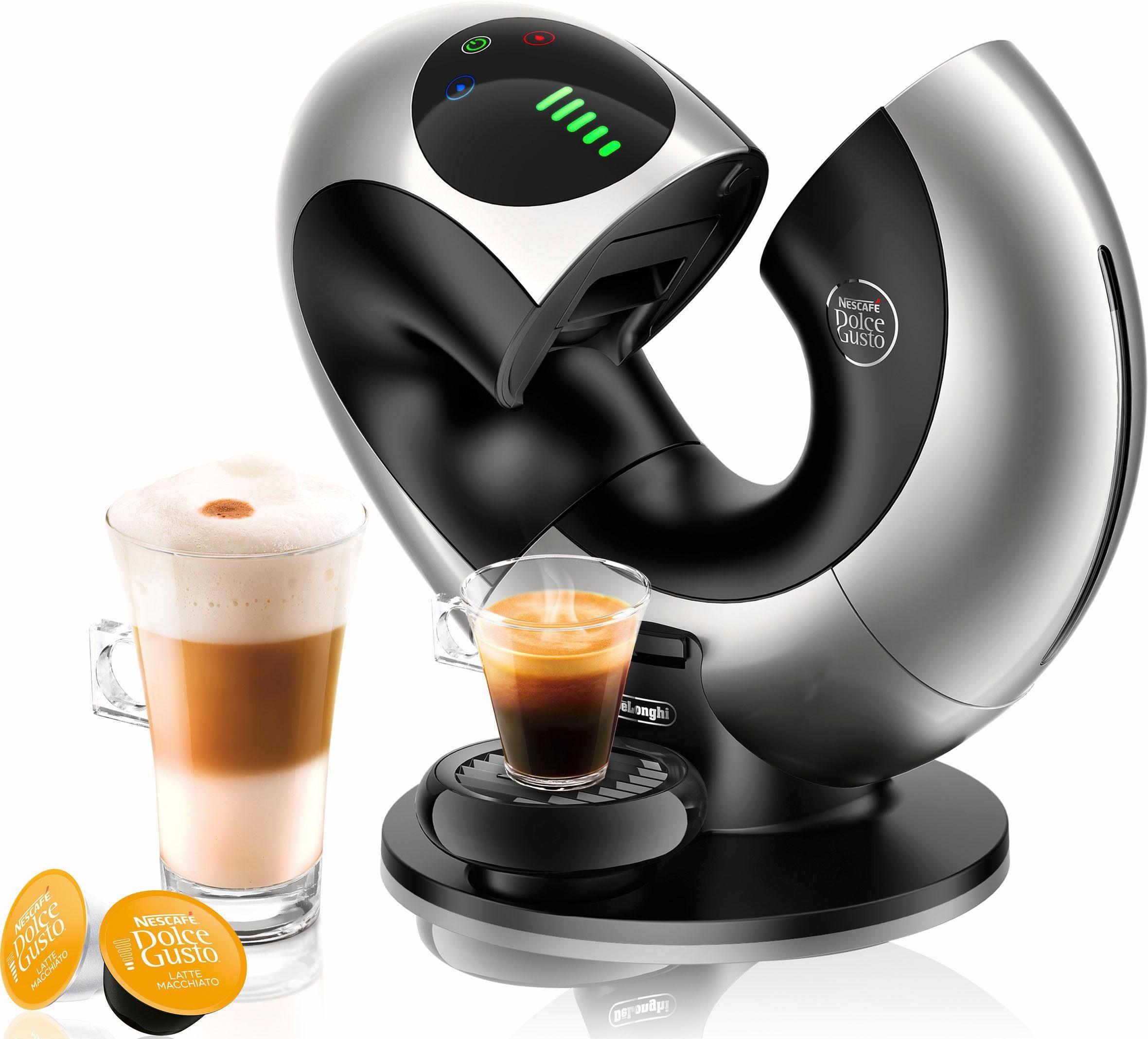 Nescafé Dolce Gusto Kapselmaschine NESCAFÉ® Dolce Gusto® Eclipse EDG 736.S