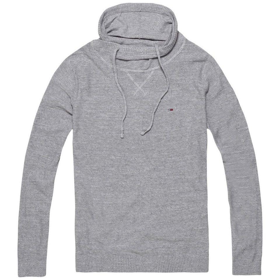 hilfiger denim pullover thdm basic txt fn sweater 15. Black Bedroom Furniture Sets. Home Design Ideas