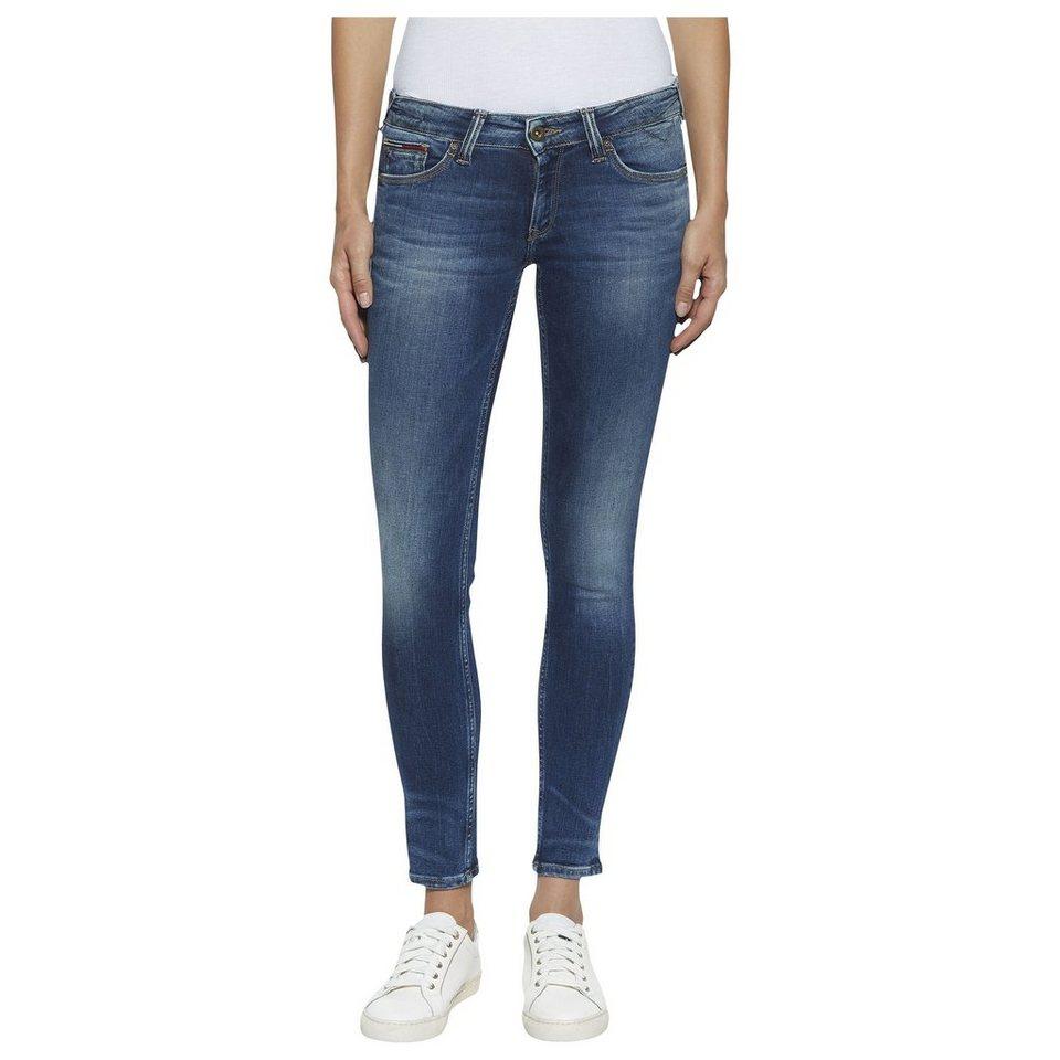 hilfiger denim jeans low rise skinny sophie 7 8 inbst. Black Bedroom Furniture Sets. Home Design Ideas