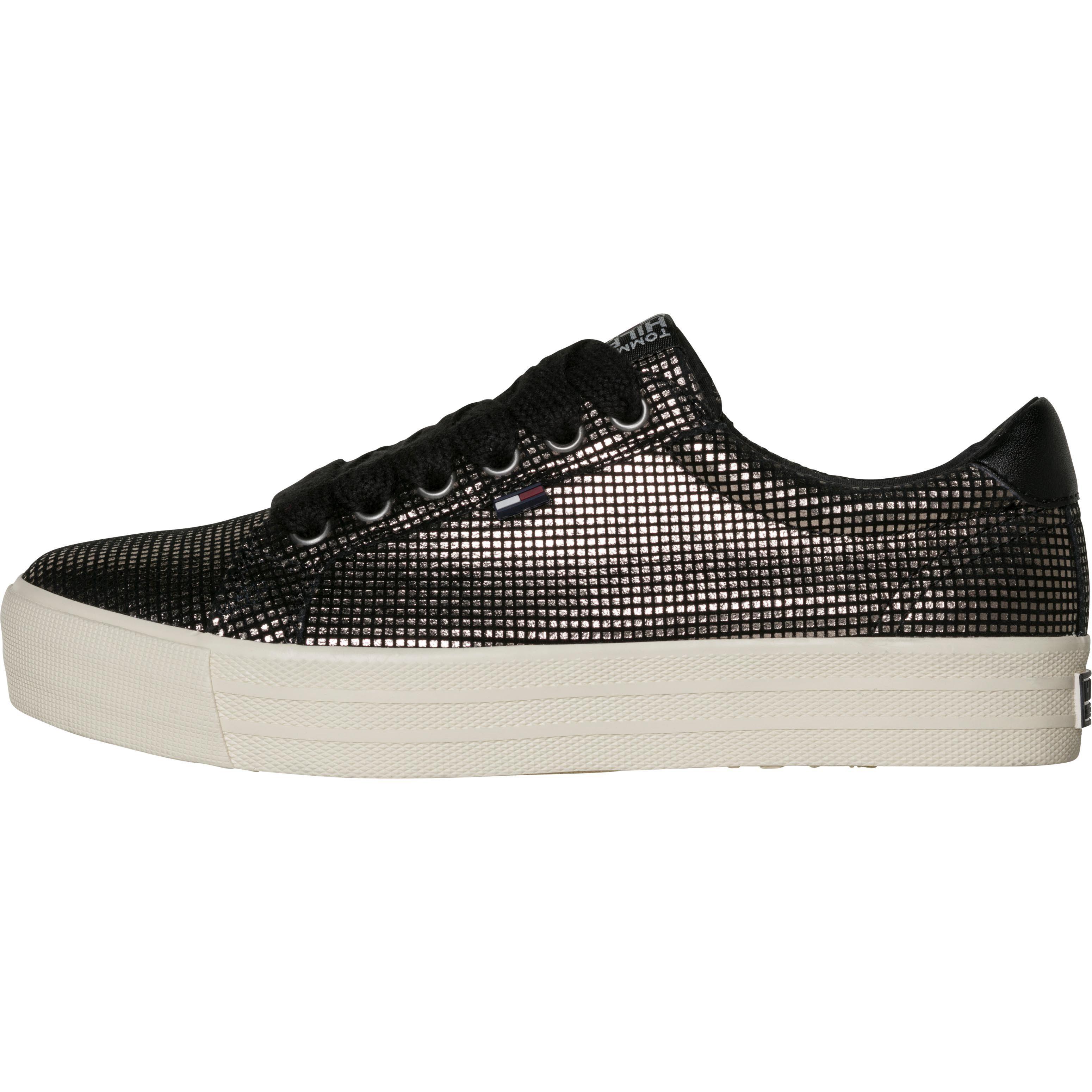 Tommy Hilfiger Sneaker N1385ICE 1Z2 kaufen  DARK SILVER