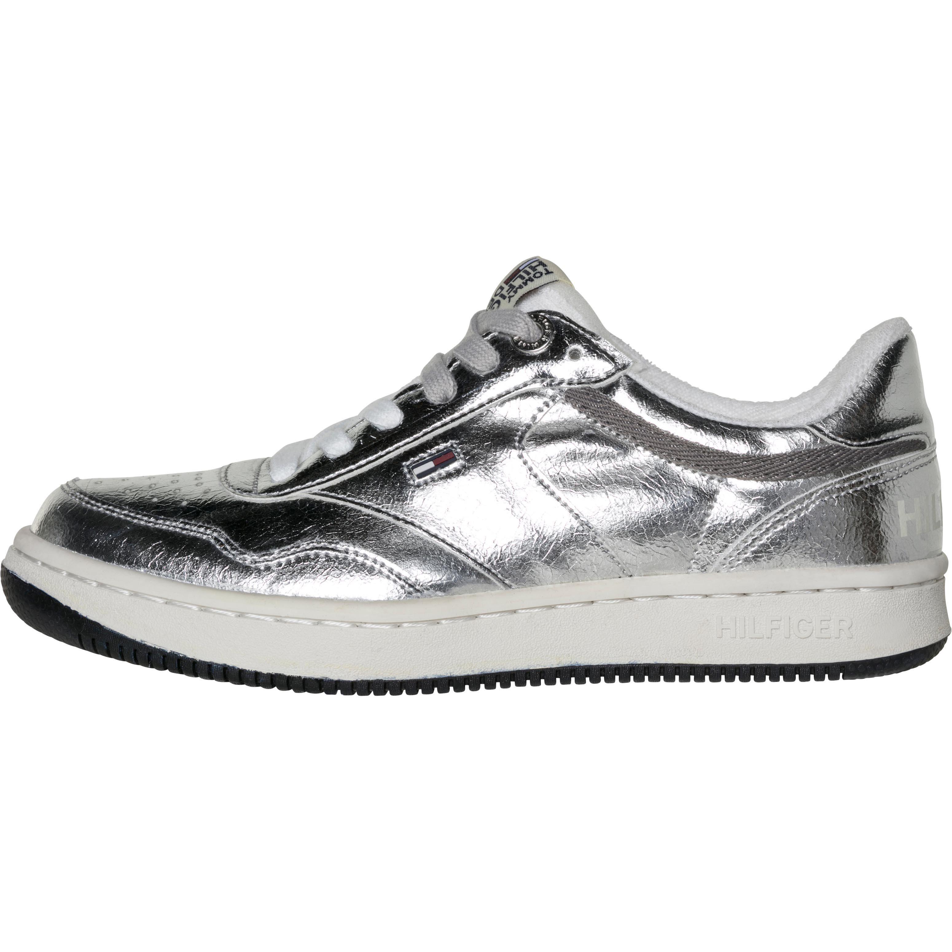 Tommy Hilfiger Sneaker WMNS J1385UMP 1Z1 kaufen  SILVER