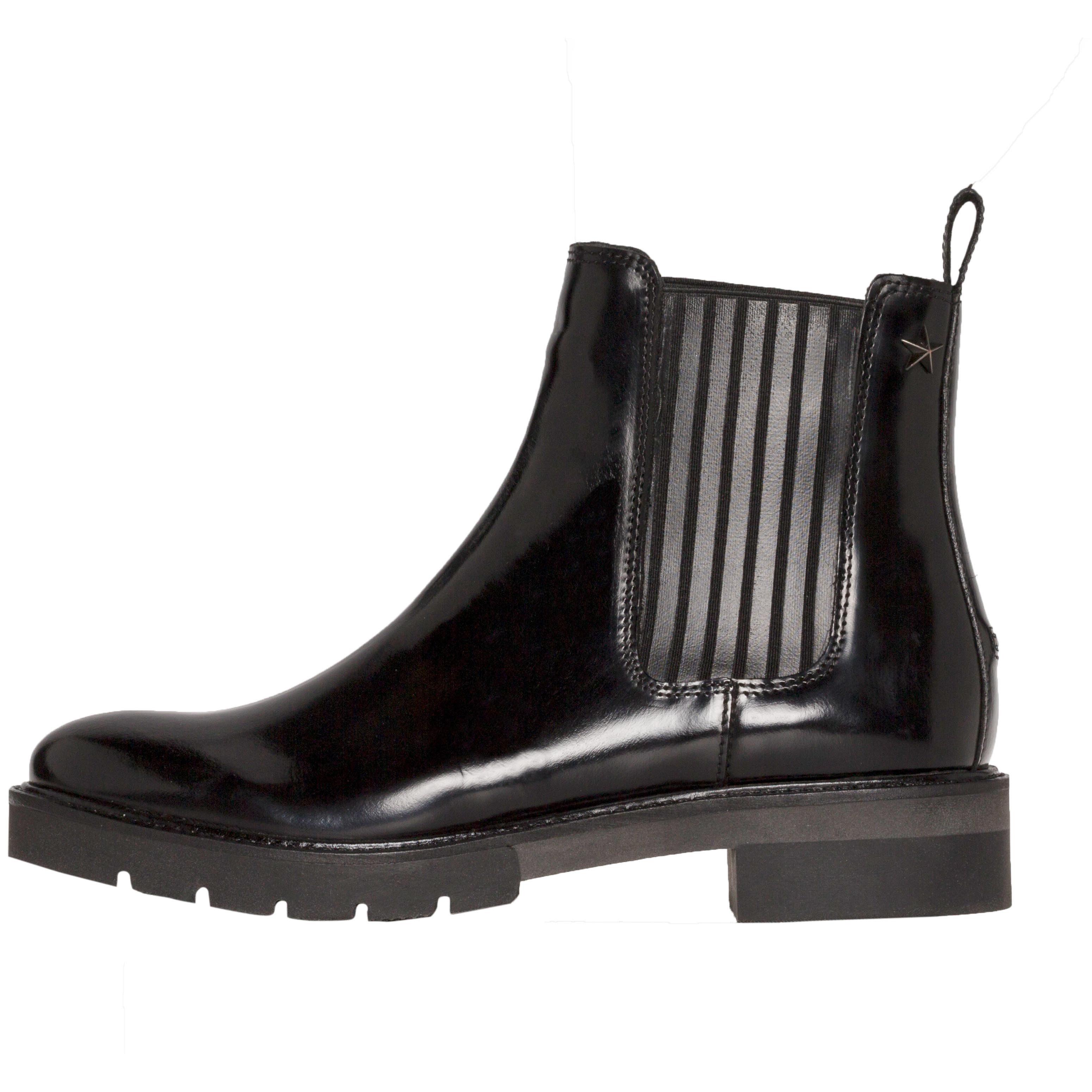 Tommy Hilfiger Boot »R1285OXANA 2A«, Absatzhöhe: 3,4 online kaufen | OTTO