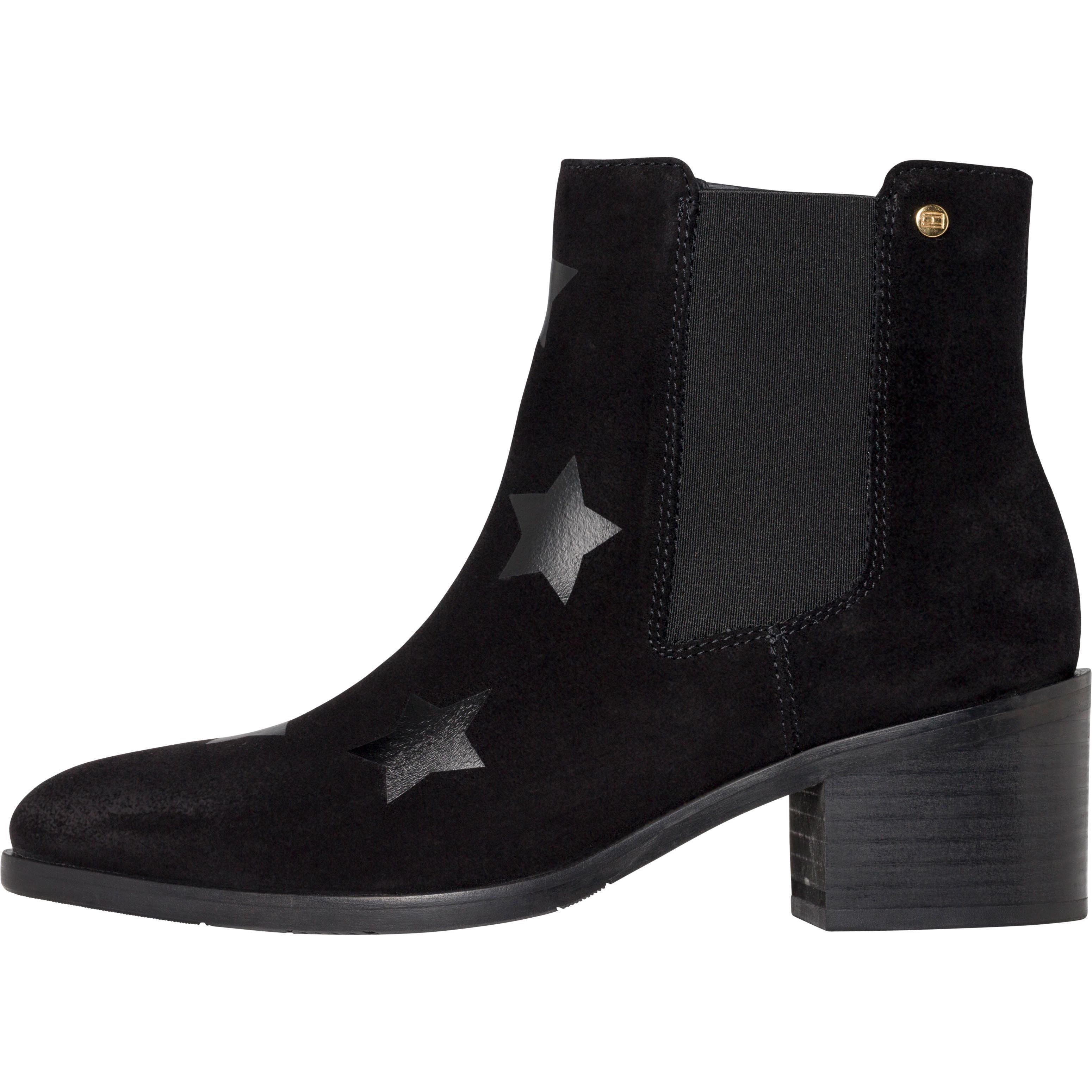 Tommy Hilfiger Boot Z1285OE 1B online kaufen  BLACK