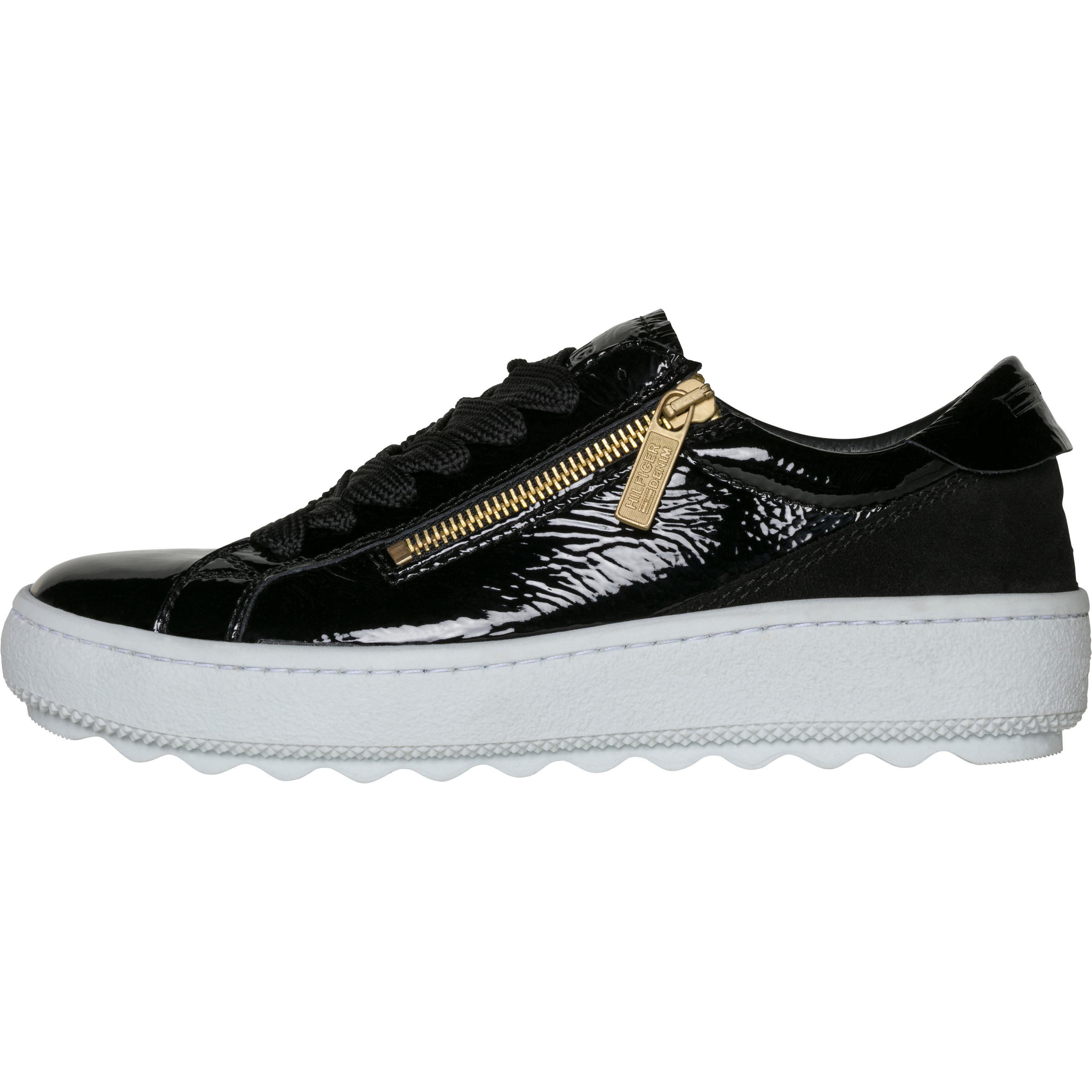 Tommy Hilfiger Sneaker A1385RIEL 1Z1 kaufen  BLACK