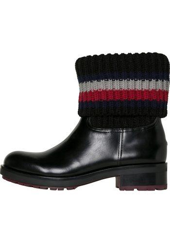 Damen Tommy Hilfiger Boot J1285ILL 4C schwarz | 08719256050906