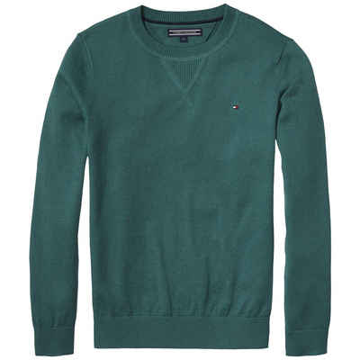 Tommy Hilfiger Pullover »AME COTTON CASHMERE CN SWEATER L S« 274a61543f