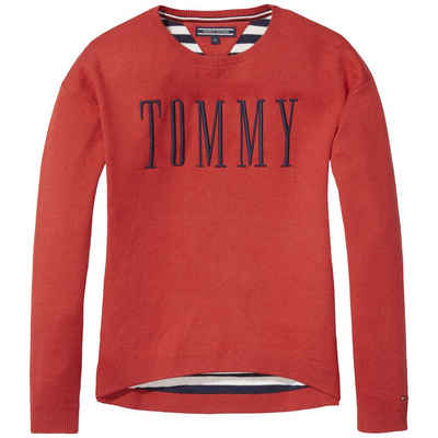 Tommy Hilfiger Pullover »AME GRAPHIC SWEATER« 834520685d
