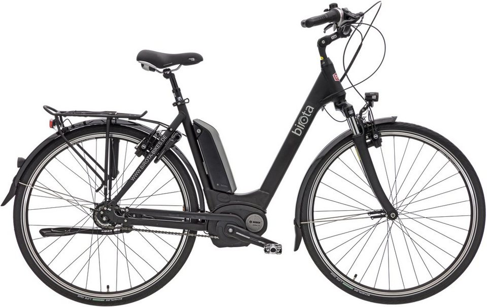 birota city e bike 36v 250w mittelmotor 26 zoll 8 gang shimano nexus 8 birota 900 online. Black Bedroom Furniture Sets. Home Design Ideas