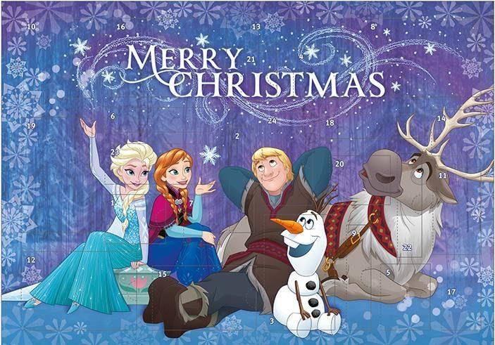 Undercover Adventskalender, »Frozen 2017«