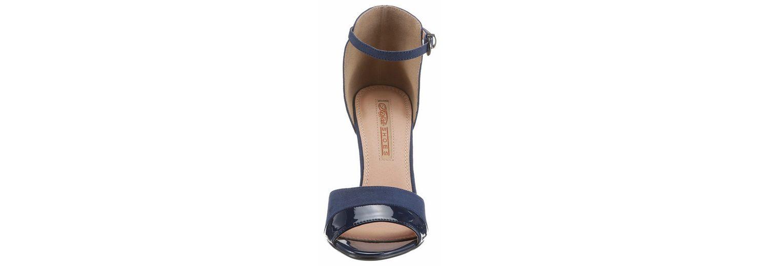 Buffalo Sandalette, im modischen Materialmix