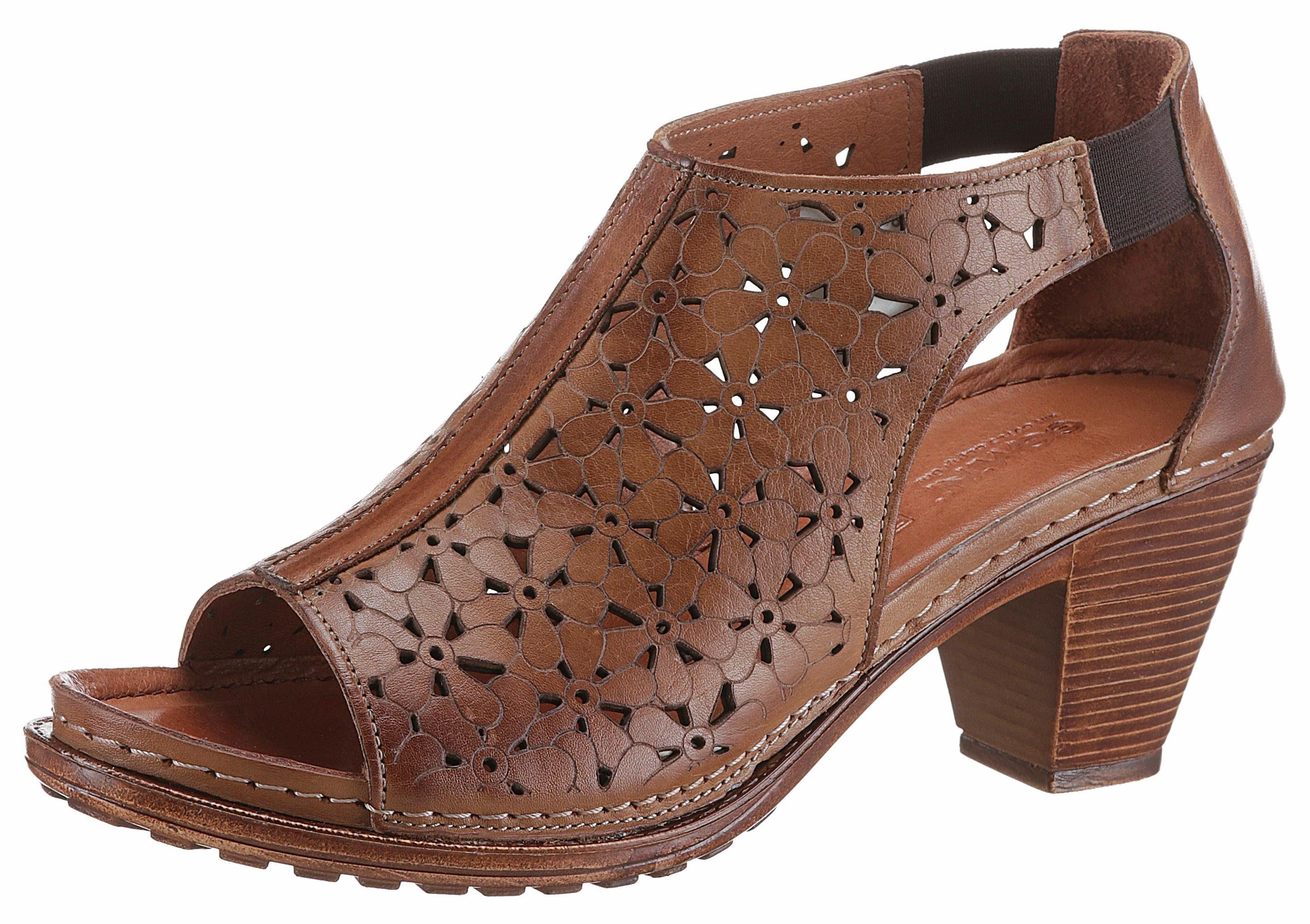 Gemini Sandalette, in Schuhweite G (weit) kaufen  braun