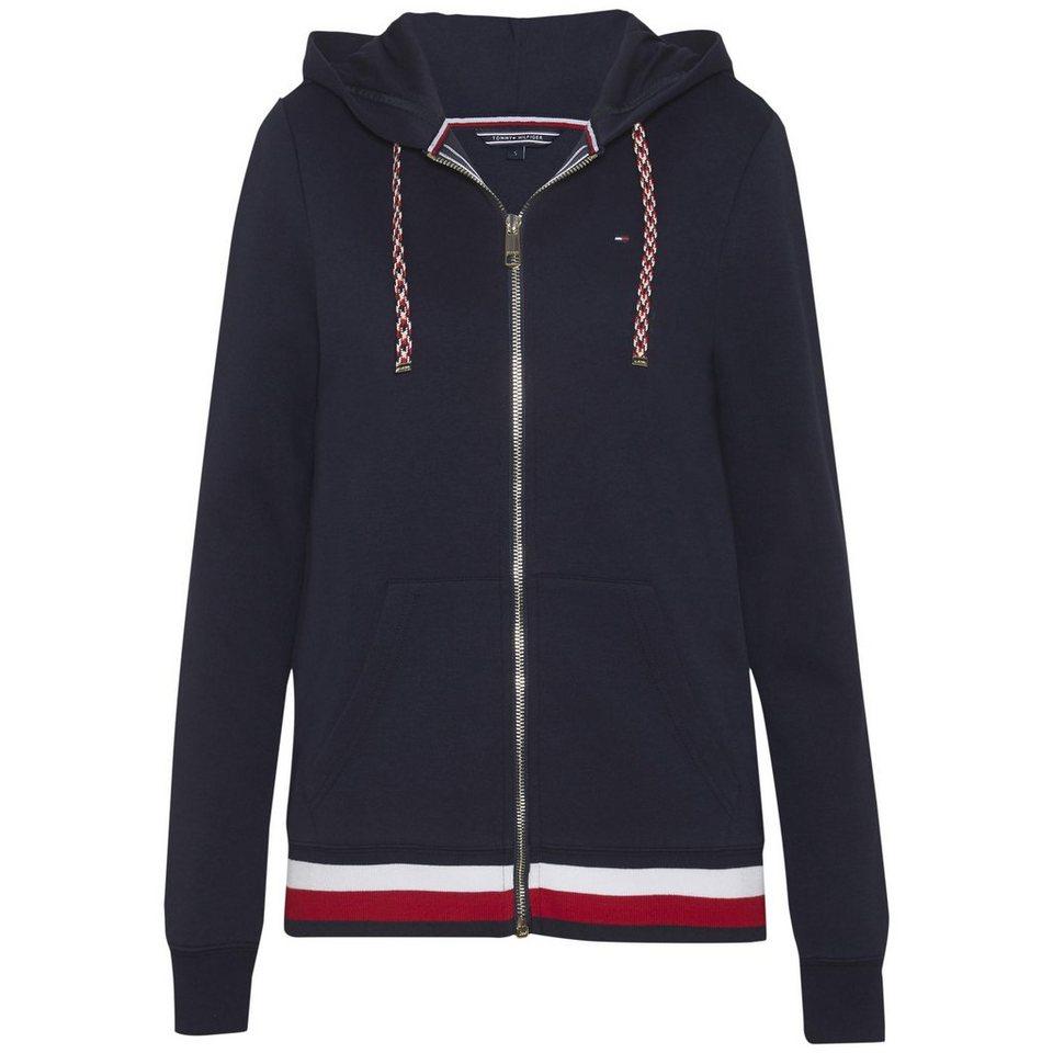 tommy hilfiger sweatshirt trisha logo hoodie ls otto. Black Bedroom Furniture Sets. Home Design Ideas