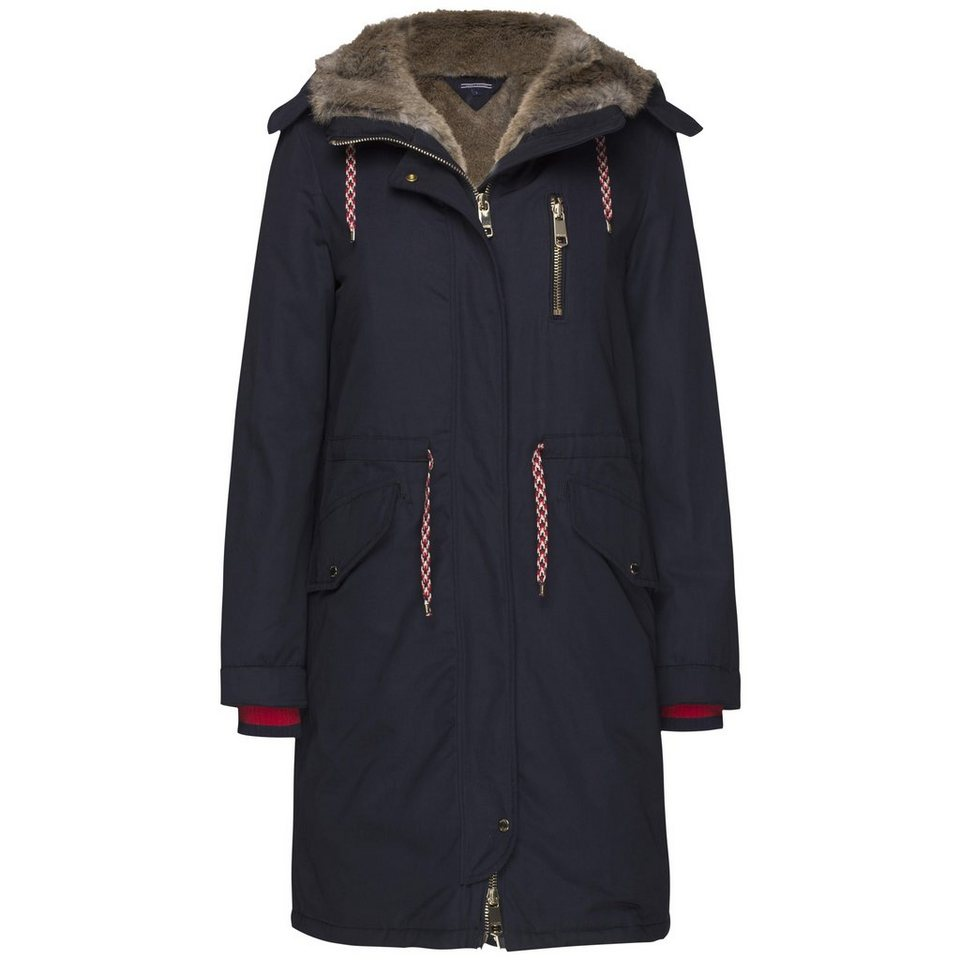 What Is Ce >> Tommy Hilfiger Mantel »CYNTHIA COTTON PARKA« | OTTO