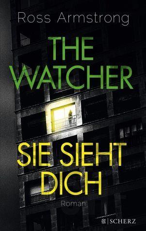 Broschiertes Buch »The Watcher - Sie sieht dich«