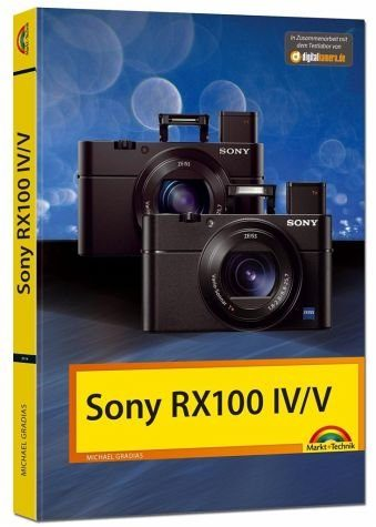 Broschiertes Buch »Sony RX 100 IV / V - Das Handbuch«
