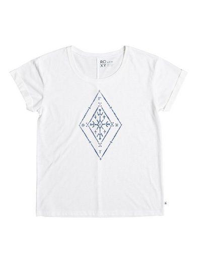 Roxy T-Shirt Alex Palm Tribal Voice