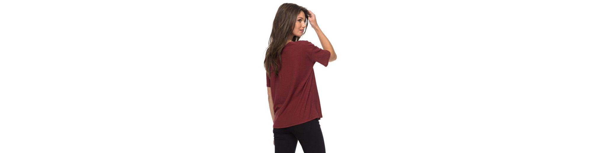 Roxy T-Shirt Wild Chaman Anzuzeigen Günstigen Preis Bester Ort Billig Verkauf Finish aB5T7