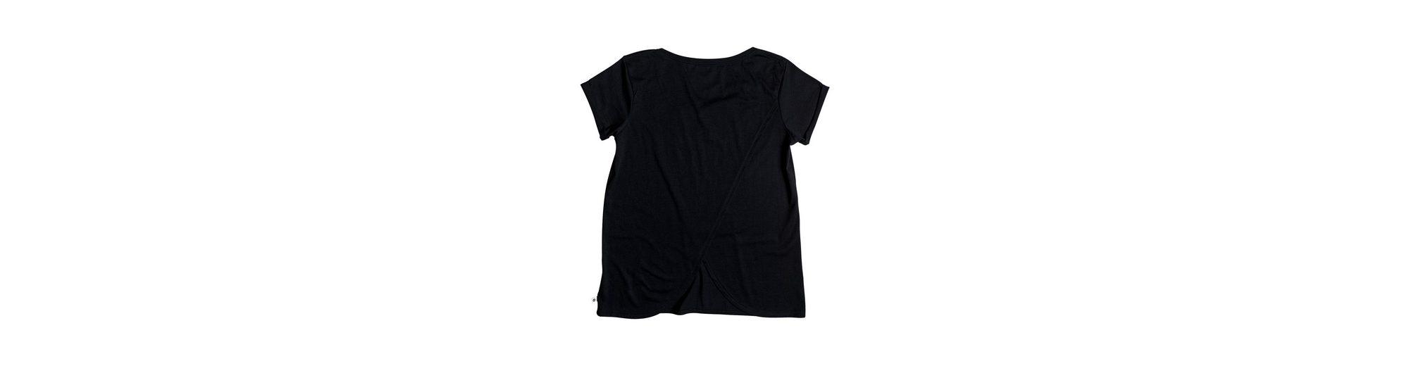 Roxy T-Shirt Mimi Jungle Jungly Flower Auslass Klassisch Limitierte Auflage Günstig Kaufen Niedrige Versandkosten ivTbR84