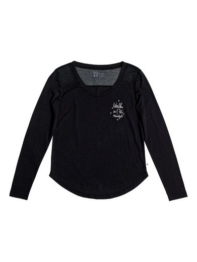 Roxy Longsleeve Air Potato Moonlight Walk