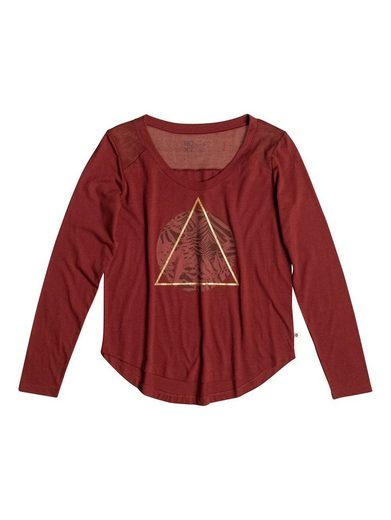 Roxy Longsleeve Air Potato Jungly Triangle