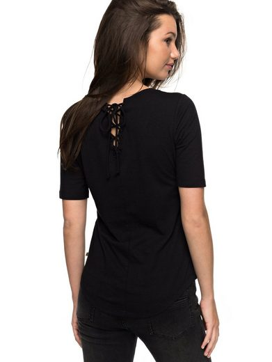 Roxy T-Shirt Boogie Board Lace Up