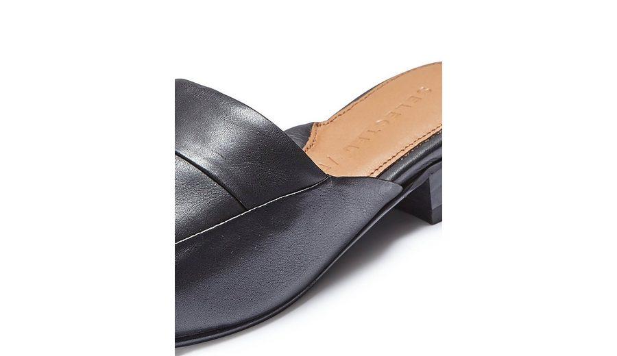 Günstig Kaufen Best Pick Billig Verkauf Neueste Selected Femme Leder- Schuhe Rabatt Angebote Auslass Veröffentlichungstermine Kostengünstig KYg9BHm