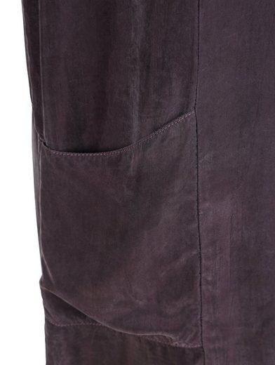 Alba Moda Tunikakleid aus softer Cupro-Qualität
