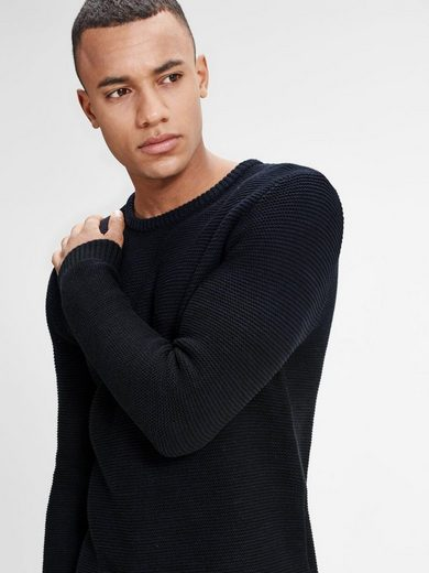 Jack & Jones Structured Knitted Sweaters