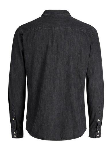 Jack & Jones Jeans- Langarmhemd