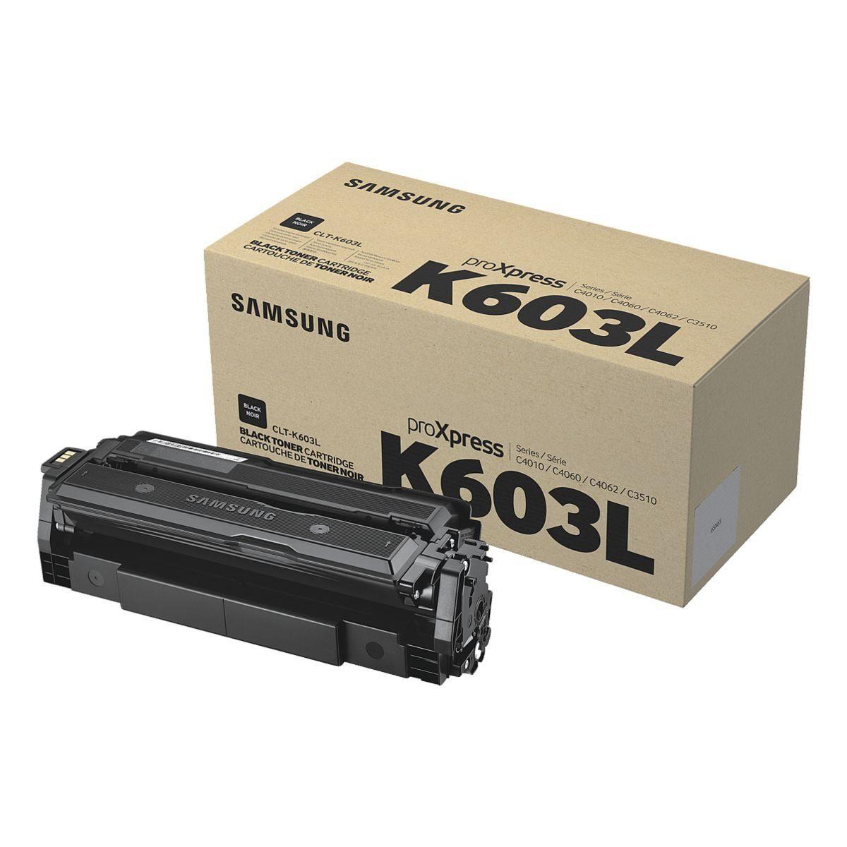 Samsung Tonerpatrone »CLT-K603L/ELS«