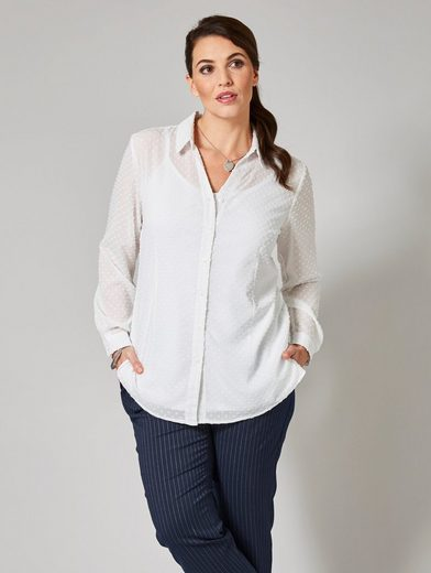 Sara Lindholm By Happy Size Bluse