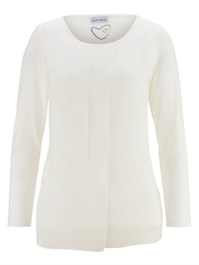 Laura Kent Shirt im edlen Lagen-Look