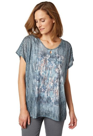 Bonita Ausbrenner T-Shirt