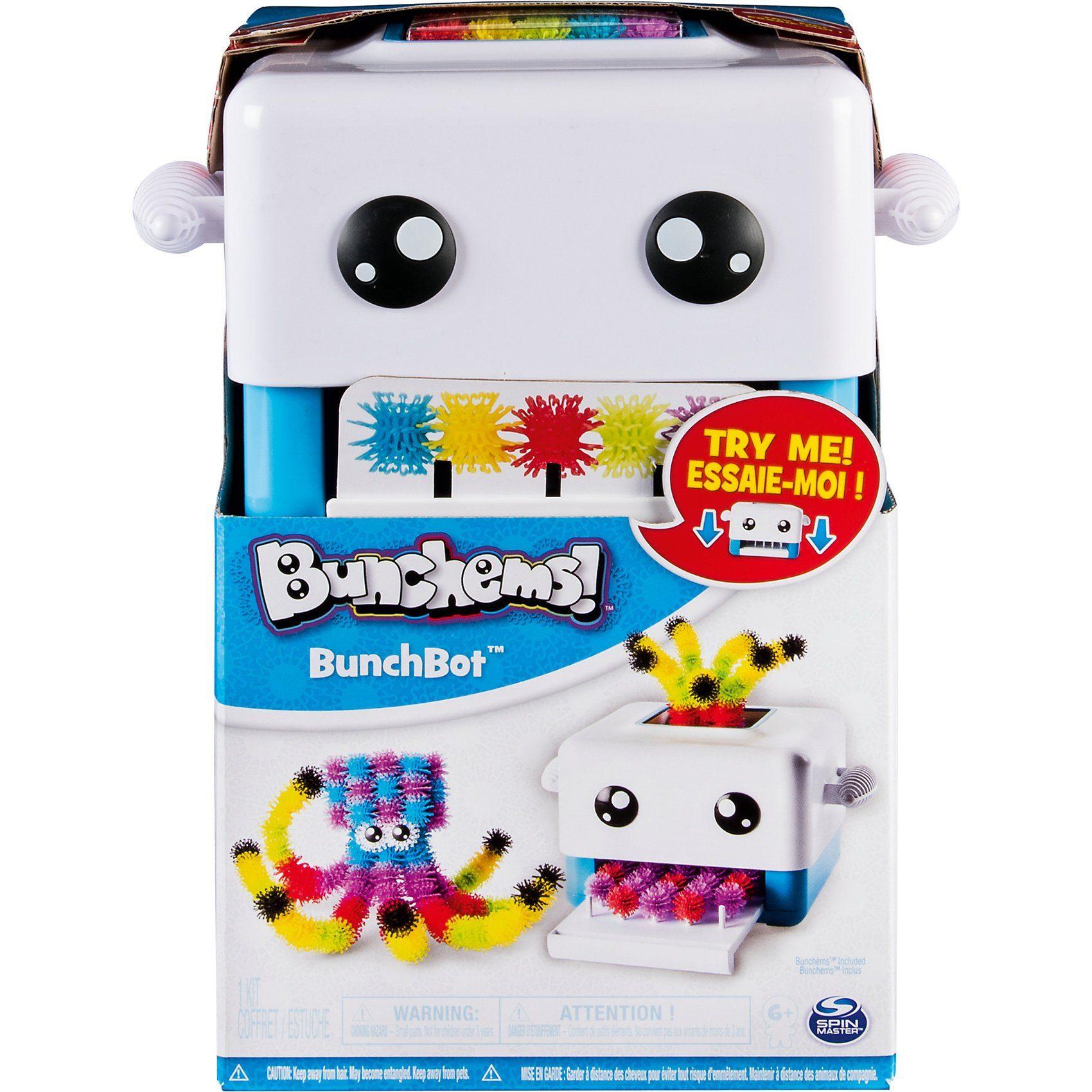 Spin Master Buchems BunchBot