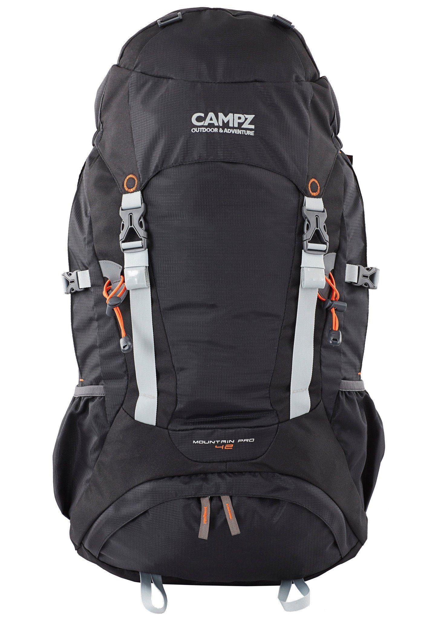 CAMPZ Sport- und Freizeittasche »Mountain Pro 42L Rucksack«