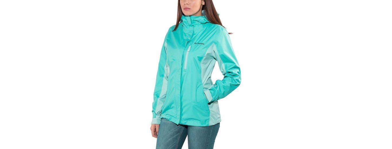 Columbia Outdoorjacke Pouring Adventure II Jacket Women Neueste Kosten Online Bester Online-Verkauf Visa-Zahlung Billig Rabatt Authentisch VXlKvOqp