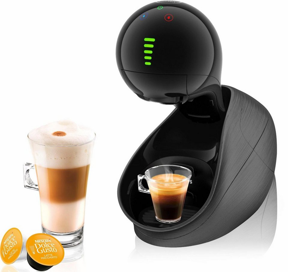nescaf dolce gusto kapselmaschine nescaf dolce gusto movenza kp6008 online kaufen otto. Black Bedroom Furniture Sets. Home Design Ideas