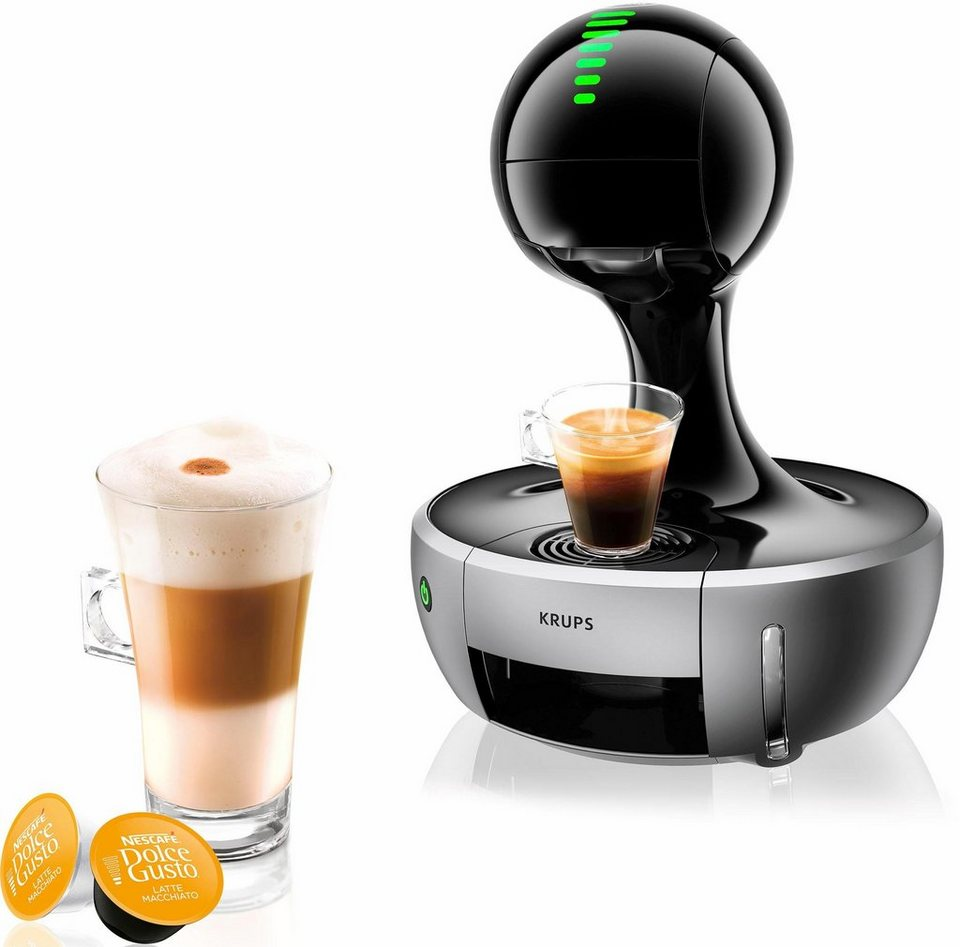 nescaf dolce gusto kapselmaschine nescaf dolce gusto drop kp350b online kaufen otto. Black Bedroom Furniture Sets. Home Design Ideas