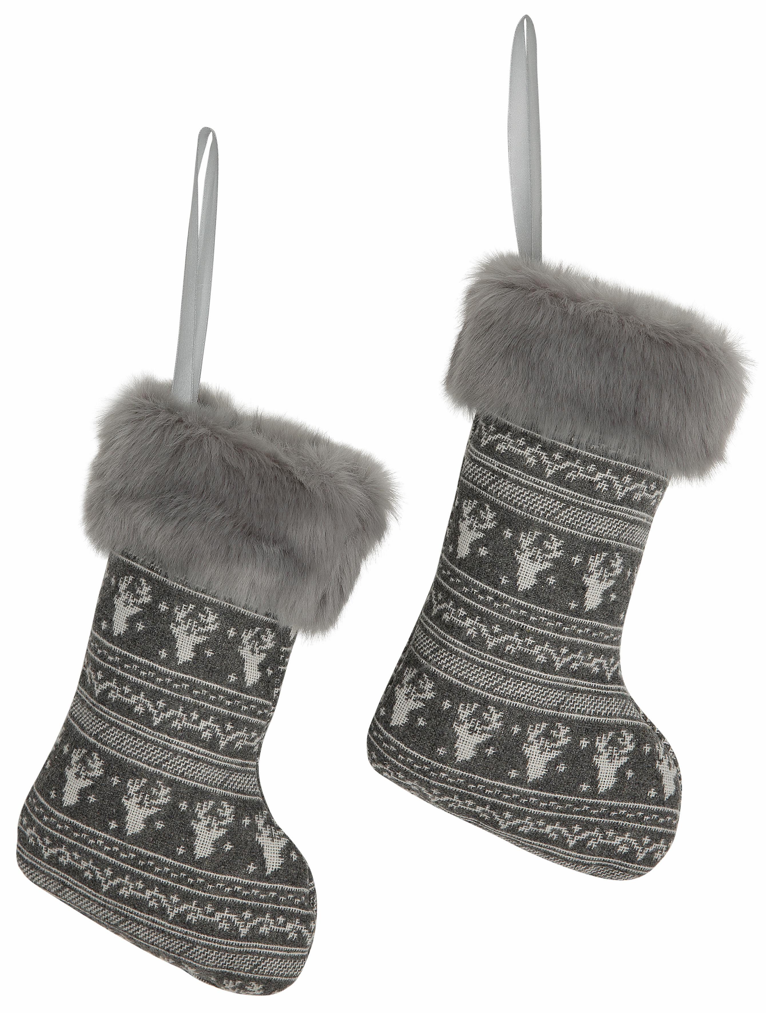 Deko-Hänger, 2-teilig, »Socken«