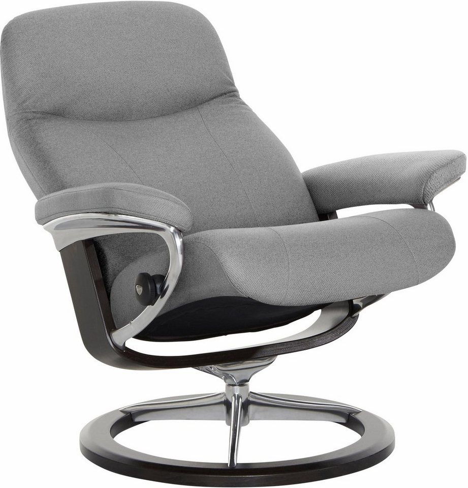 stressless relaxsessel garda mit signature base gr e. Black Bedroom Furniture Sets. Home Design Ideas