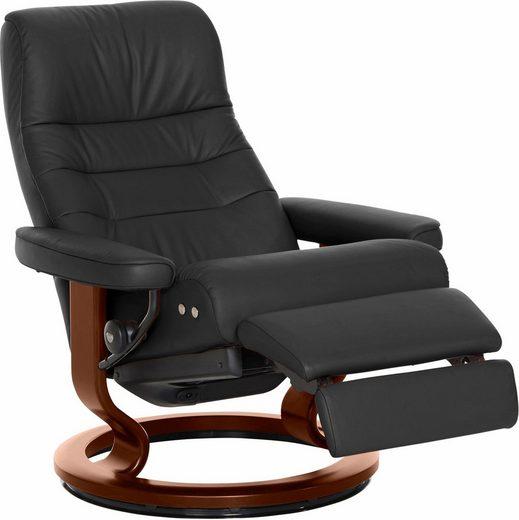 Stressless® Relaxsessel »Opal«, mit Classic Base und LegComfort™, Größe M, mit Schlaffunktion