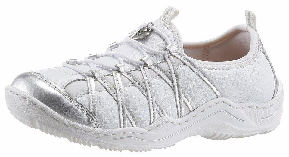 7e4b09f378eef6 Rieker Slip-On Sneaker mit Gummizug online kaufen