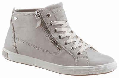 24c8764cfc1c Tom Tailor Sneaker mit Zierreißverschluss außen