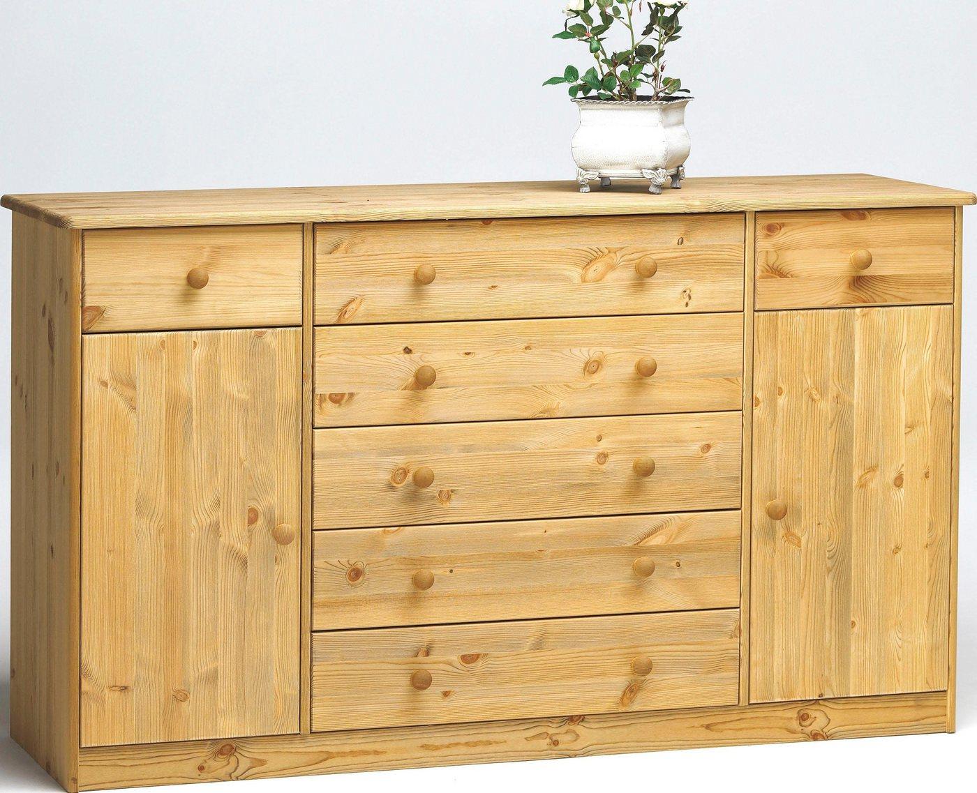 Home affaire Sideboard Mario  Breite 151 cm  | 05707252015299